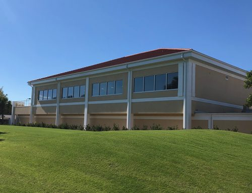 Panorama CX-35 Ceramic Window Film Solves Sun-Related Issues At Newly Renovated Fitness Center | Sarasota, FL