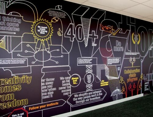 3M Specialty Graphics for Floors, Windows, And Buildings