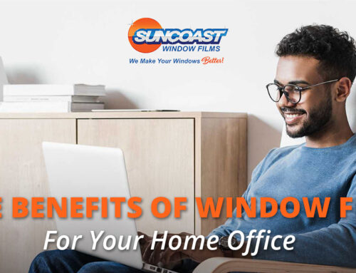 Window Film For Your Home Office