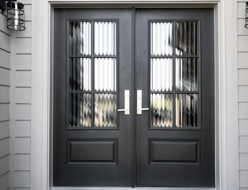 The Benefits Of Window Film For Your Glass Front Doors