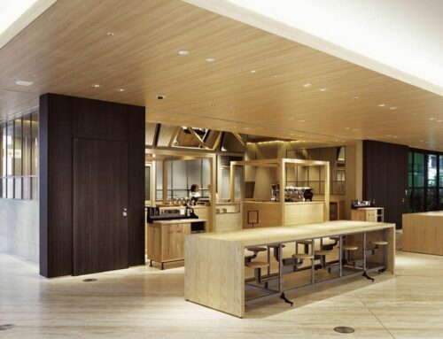Transform Spaces With 3M DI-NOC Finishes